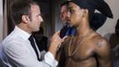 Macron'la orta parmak pozu veren genç tutuklandı