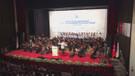 Cumhurbaşkanı Erdoğan'a sürpriz şarkılı açılış