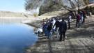 Kayıp Sevgi'nin barajda cesedi bulundu