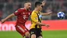 Franck Ribery'den ünlü yorumcuya saldırı