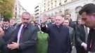 Erdoğan'a sevgi gösterisi Belçikalı bakanı rahatsız etmiş