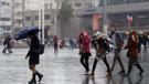 Meteoroloji'den İstanbul'a son dakika sağanak yağış uyarısı