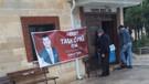 AK Parti'li adaydan camide seçim propagandası!