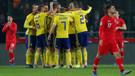 Türkiye İsveç'e 1-0 yenilip UEFA Uluslar Ligi'nde küme düştü