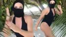 Elizabeth Hurley ninja oldu