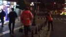 ATM'lerden cımbızla para çalan adam çöpçü kamuflajı ile yakalandı