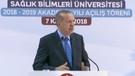 Erdoğan'dan uyarı: İlgili kurumları ikaz ediyorum