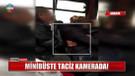 Kucağında çocuğuyla bindiği otobüste tacize uğradı