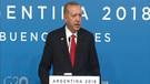 Erdoğan'dan flaş Kaşıkçı cinayeti açıklaması