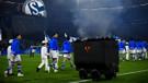 Schalke, 2 bin madenciyi tribünde ağırladı, takım logosunu bir maçlığına değiştirdi