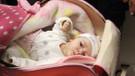 2 aylık bebek, sokağa terk edildi