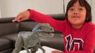 YouTube'un en fazla kazananı, yıllık 22 milyon dolarla 8 yaşında bir çocuk