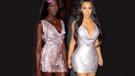 Versace, Kim Kardashian için vintage elbiseye popo revizesi yaptı