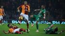 Galatasaray ile Çaykur Rizespor berabere kaldı: 2-2
