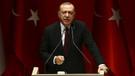 Erdoğan'dan flaş açıklama: Az önce bir helikopterimiz düşürüldü