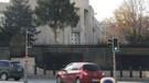 Ankara'da, ABD Büyükelçiliği'nin önündeki caddenin adı Zeytin Dalı oluyor