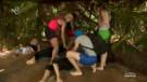 Gönüllüler adasında Gamze şoku! Bir anda fenalaştı