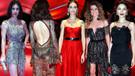 Giydikleriyle kırmızı halıda yürek hoplatan ünlü kadınlar