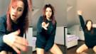 Hamdi Alkan'ın kızı Zeynep'in çılgın dansı