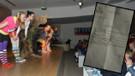 Çevreci Afacanlar adlı çocuk oyununa savaş karşıtı olduğu gerekçesiyle yasak