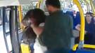 Genç kızın şortundan tahrik olup minibüste saldırmıştı! İbretlik ceza