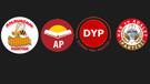4 parti ittifak kurduklarını açıkladı: ANAP, DYP...