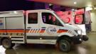 Düzce'de hastane 1 saat elektriksiz kalınca hastalar sevk edildi