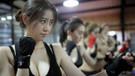Çin'in dikkat çeken kadın askerleri