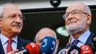 Kılıçdaroğlu ile Karamollaoğlu görüşmesinde kafa karıştıran soru