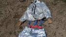 PKK'lı teröristlerden termal kameralardan korunmak için özel kıyafet
