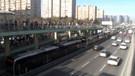Yenibosna'da metrelerce metrobüs kuyruğu oluştu
