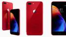 Apple kırmızı iPhone 8 ve iPhone 8 Plus'ı tanıttı