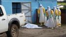 Kongo'da korkutan Ebola salgını: İlk ölüm geldi