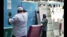 Mekke'de hava ile abdest alan tarikat olay oldu