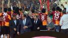 Yıldırım Demirören Galatasaray'ın şampiyonluk kutlamasına katılmayacak!