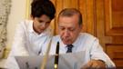 Erdoğan'ın torunu ilk kez görüntülendi! İşte Erdoğan'ın torunları