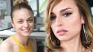 Ünlü oyuncu Nilperi Şahinkaya makyajsız görüntülendi