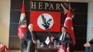 Doğu Perinçek Osman Pamukoğlu'nu ziyaret etti