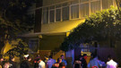Mahalleli çıkan sesler üzerine çocuk tacizcisinin evini bastı