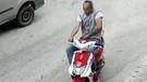Antalya'da kırmızı bisikletli teşhirci sapık yakalandı