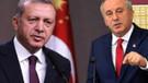 Erdoğan vurdukça Muharrem İnce yükseliyor