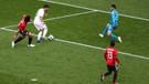 Mısır son dakikada yıkıldı! Uruguay Mısır'ı tek golle geçti