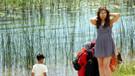Bolu Abant Tabiat Parkı'na turist akını