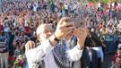 Temel Karamollaoğlu, Diyarbakır'da miting yaptı: Anadilde eğitime önem veriyoruz