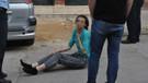 Tartıştığı kocasını bıçaklayarak öldürdü! Evinin önünde böyle buldular