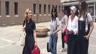Ebru Destan'ın boşanma davasında Başak Sayan tanık oldu