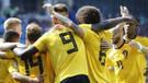 Belçika gol oldu yağdı! Belçika: 5 - Tunus: 2