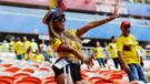Dünya Kupası'nda Kolombiya tribünleri ilgi odağı