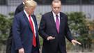 NATO toplantısında Trump ve Erdoğan ayaküstü sohbet etti