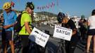 Bisikletçiler hakları için pedal çevirdi